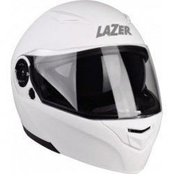 LAZER PANAM Kask motocyklowy  EVO Z-line biały