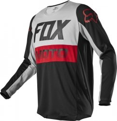 FOX BLUZA OFF-ROAD 180 FYCE GREY