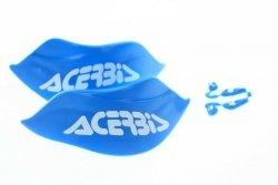 Acerbis Spoilery do Handbarów Rally Pro niebieski2