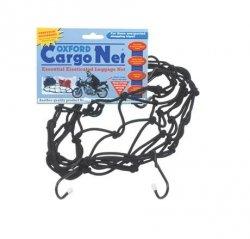 Oxford Siatka na bagaż Cargo Net z 6 hakami