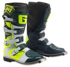 GAERNE BUTY CROSS JUNIOR SG-J WHITE/YELLOW/GREY