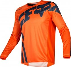 FOX BLUZA OFF-ROAD JUNIOR 180 COTA ORANGE