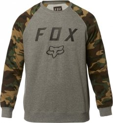 FOX BLUZA LEGACY HEATHER GRAPHITE