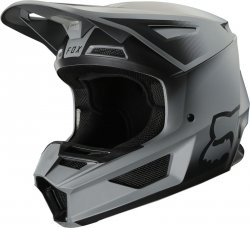 FOX KASK OFF-ROAD V-2 VLAR MATTE BLACK