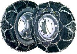 JOPE E3000/650 Komplet łańcuchów antypoślizgowych ciężarowych (NA JEDNĄ OŚ)