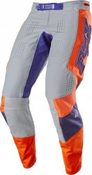 FOX SPODNIE OFF-ROAD 360 LINC GREY/ORANGE
