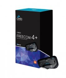SCALA RIDER INTERKOM CARDO FREECOM 4+ DUO FRC4P101