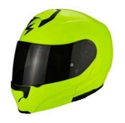 SCORPION KASK EXO-3000 AIR SOLID NEON YELLOW