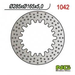 NG1042 TARCZA HAMULCOWA BMW R80 RT/K75/K1100/R1100RS (285X165X4,8)