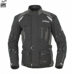 BUSE Kurtka motocyklowa  Highland czarno-szara