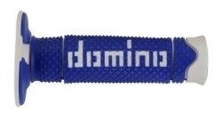 Domino Manetki niebiesko - białe model 2012