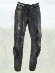 Halvarssons Power  spodnie skórzane