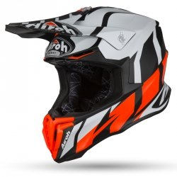 KASK OFF-ROAD AIROH TWIST GREAT ORANGE MATT