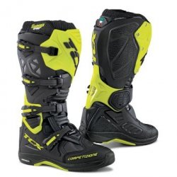 TCX BUTY COMP EVO MICHELIN BLACK/YELLOW FLUO