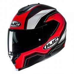 HJC C70 KASK integralny LIANTO BLACK/RED
