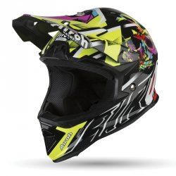 AIROH KASK OFF-ROAD JUNIOR ARCHER MISTERY GLOSS