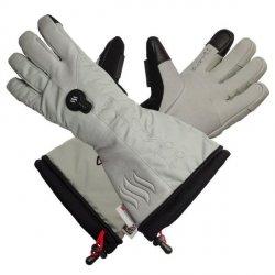 GLOVII GS8 ogrzewane rękawice narciarskie z bater.