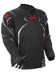 STR bluza MX JUMP czarna