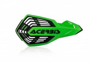 Acerbis Handbary X-FUTURE zielono - czarny