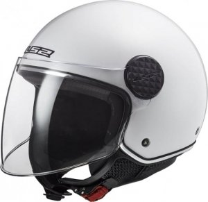KASK LS2 OF558 SPHERE SOLID LUX WHITE