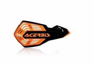 Acerbis Handbary X-FUTURE czarno - pomarańczowy