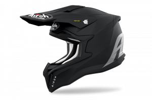 AIROH KASK OFF-ROAD STRYCKER COLOR BLACK MATT