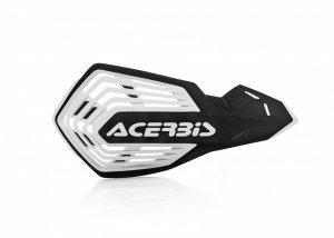 Acerbis Handbary X-FUTURE czarno - biały