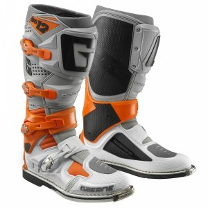 GAERNE BUTY CROSS SG-12  WHITE/ORANGE/GREY