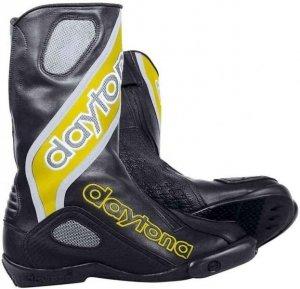 Buty motocyklowe Daytona Evo Sports czarno-żółte