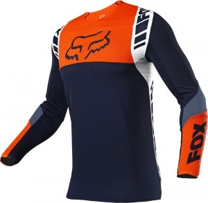 FOX  BLUZA OFF-ROAD FLEXAIR MACH ONE NAVY