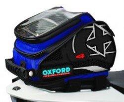 OXFORD Torba na bak (4L) X4 kolor niebieski