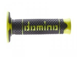 Domino Manetki model 2012 żółty FLUO - czarny