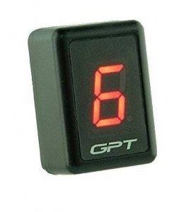 GPT Yamaha red - wyświetlacz biegów GI1PNP.YR
