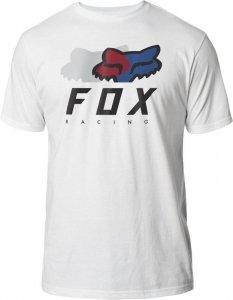 FOX T-SHIRT CHROMATIC PREMIUM OPTICAL WHITE