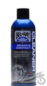 PŁYN BEL-RAY BRAKE & CONTACT CLEANER SPRAY 400ml