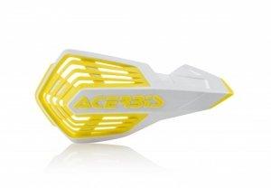 Acerbis Handbary X-FUTURE  biało - żółty