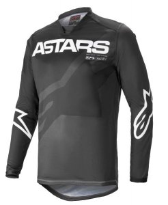 ALPINESTARS Koszulka off ro MX RACER BRAAP ant/bi/