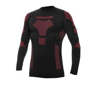 ADRENALINE Koszulka termoaktywna FROST czarny/czer