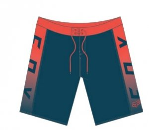 FOX BOARDSHORT RIO STRETCH 19 DARK INDIGO