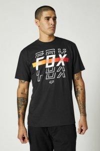 FOX T-SHIRT CRANKER BLACK