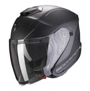 SCORPION KASK INTEGRALNY EXO-S1 SHADOW MATT BK-SIL