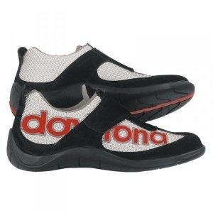 Buty Daytona Moto-fun czarno-srebrno-czerwone