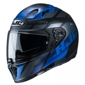 HJC KASK INTEGRALNY I70 REDEN BLACK/BLUE