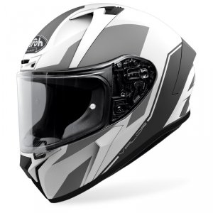 AIROH  KASK INTEGRALNY VALOR WINGS WHITE MATT