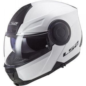 KASK LS2 FF902 SCOPE SOLID WHITE +PINLOCK