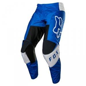 FOX SPODNIE OFF-ROAD 180 LUX BLUE