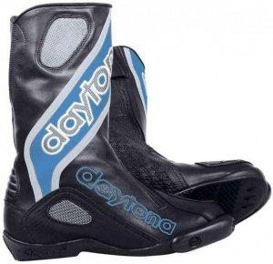 Buty motocyklowe Daytona Evo Sports czarno-niebieskie
