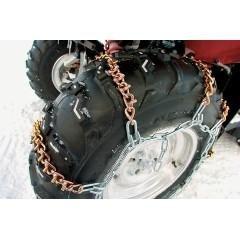 Łańcuchy śnieżne ATV 11 V-BAR 17x66 MOOSE