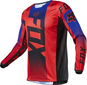 FOX  BLUZA OFF-ROAD 180 OKTIV RED
