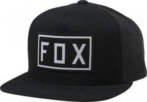 FOX CZAPKA Z DASZKIEM  JUNIOR DRIV SNAPBACK BLACK